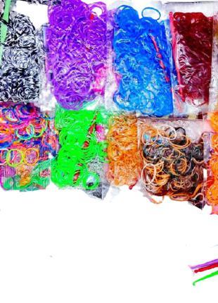 Набор для плетения браслетов из резинок 1016