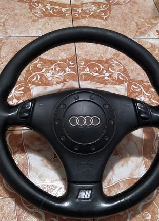Audi S6 S-line руль спорт руль ауди мультируль