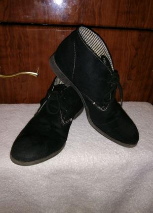 Ботинки TOMARIS р 36