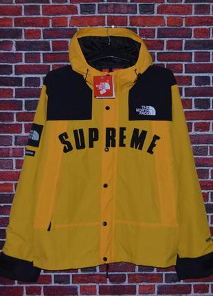 Куртка ветровка  supreme  the north face