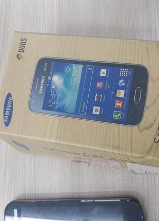 Samsung ace 3 s7272 Metallic balck