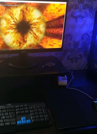 Ігровий комп'ютер| RX 560 4Gb| Intel core i5| ОЗУ 8Gb