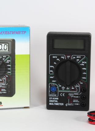 Мультиметр DT830B цифровой / тестер