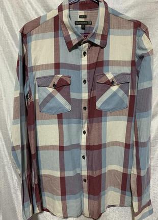 Мужская рубашка quiksilver