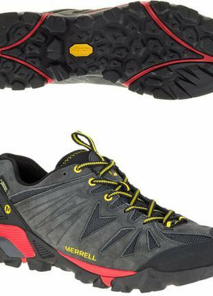 ОРИГИНАЛ!!!Трекинговые кроссовки MERRELL CARPA Gore Tex