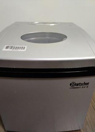 Льдогенератор професійний Bartscher Compact ice K