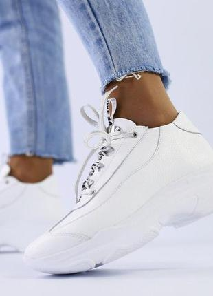 Классные модные женские кроссовки
