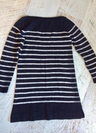 Тёплое платье ангора 6 лет