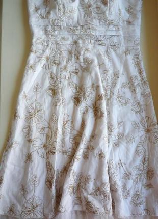 Платье с открытыми плечами orsay
