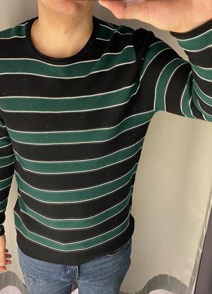 Легкий полосатый свитер smog есть размеры