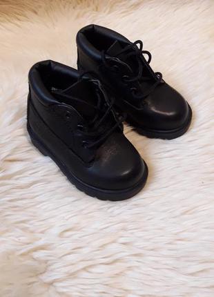 Шикарные ботиночки, демисезон timberland