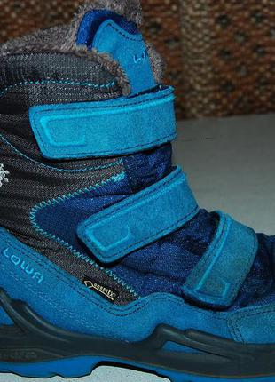 Lowa деми ботинки 35 размер