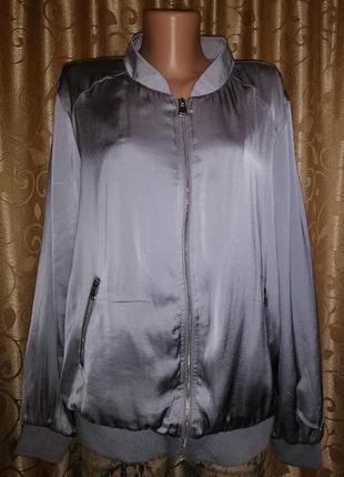 ✨✨✨стильная женская легкая куртка, ветровка, олимпийка 18 р. n...