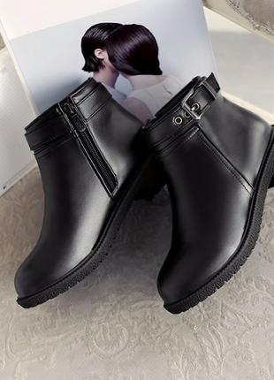 Обувь женская весна осень зима сапожки новые