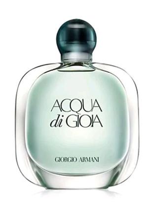 Giorgio Armani Acqua di Gioia EDP 100ml TESTER