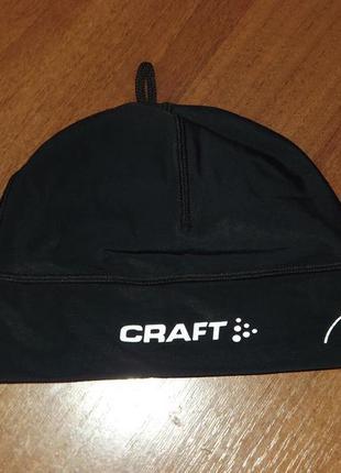 Спортивная, шапка craft