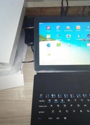 Планшет с чехлом-клавиатурой VOYO i8 Max 10.1'' 4/64gb Helio X20