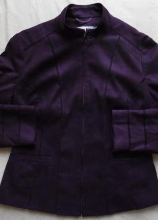 Куртка жакет новый размер mackays p-p14 – идет на 48-50.