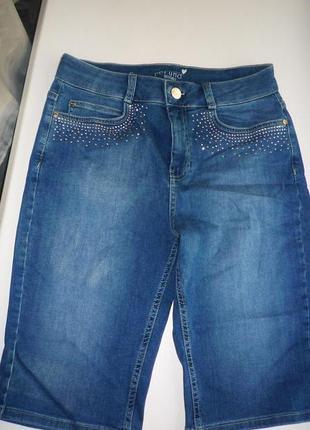 Джинсовые шорты marks & spencer