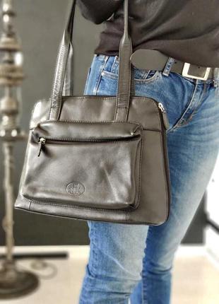 Rowallan. сумка из натуральной кожи.
