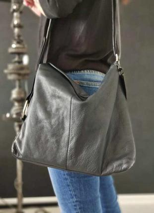 Azure design. сумка из натуральной кожи.