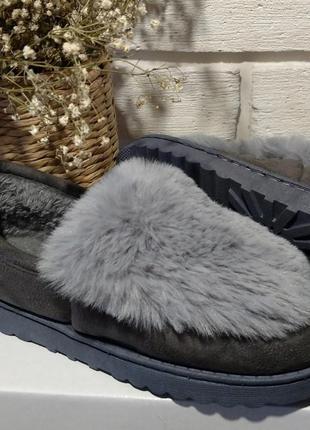 Угги короткие,автоледи, зимняя женская обувь