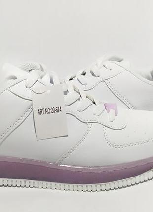 Белые кроссовки кеды мокасины женская обувь