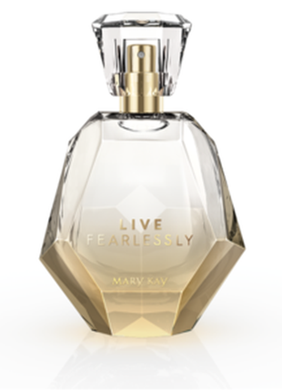 Live fearlessly mary kay