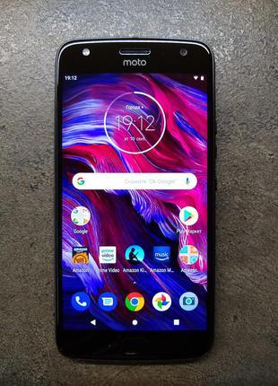 Смартфон Motorola Moto X4 (XT1900-1) Black+Подарок! #1