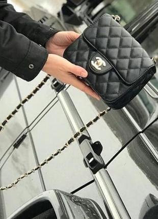 Сумка шанель   мини chanel   жіноча сумка