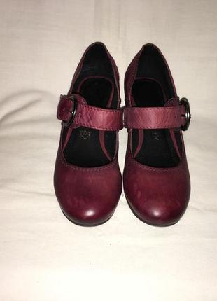 Туфли *marco tozzi* кожа германия р.37 (24.00