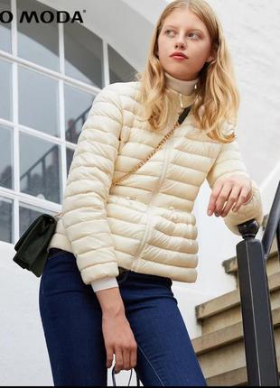 Лёгкая демисезонная куртка vero moda