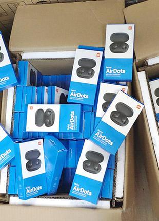 Оригинальные беспроводные наушники Xiaomi Redmi Airdots TWS