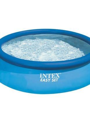Бассейн надувной INTEX с фильтр-насосом 28122NP