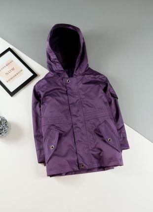 Демисезонная куртка quechua  3 в 1, на 3 года/98 см