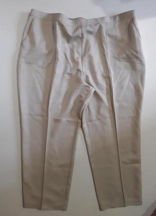 Фирменные укороченые брюки штаны