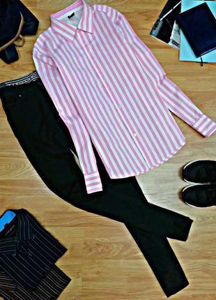 Мужская стильная современная имиджевая новая рубашка - размер ...