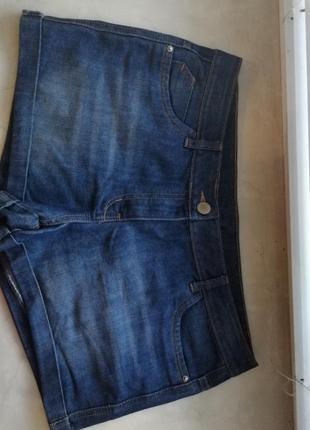 Грубые джинсовые шорты george