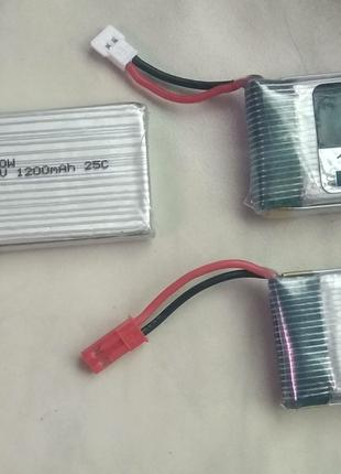 Сверхусиленный аккумулятор для квадрокоптера syma  X5 X5C X5S H5H