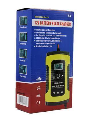 Зарядное устройство для аккумулятора вашего авто Foxsur 12V 5-6A
