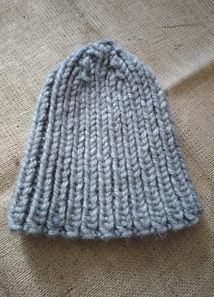 Вязаные шапки ручной работы распродажа коллекции