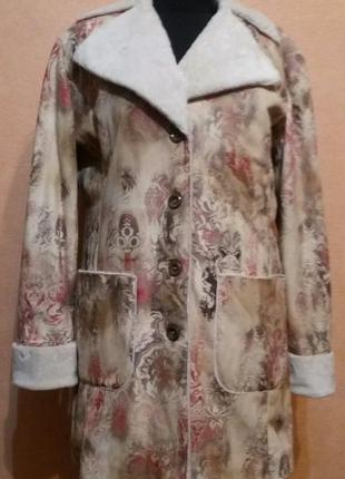 Женская дубленка, куртка, Gina Benotti (Германия).