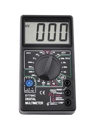 Цифровий мультиметр 700 C