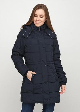 Теплая стеганая парка, куртка, пальто ❆ esmara® германия xs-s