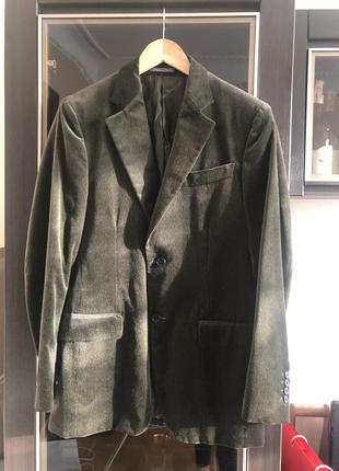 Мужской пиджак salvatore ferragamo оригинал размер м