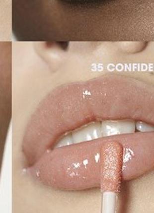Блеск sephora glossed lip gloss