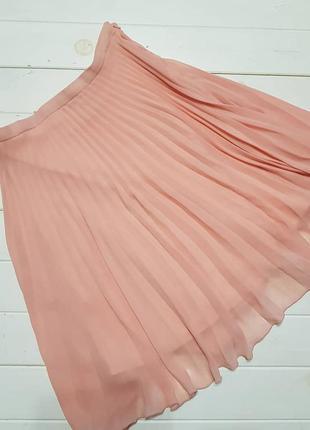 Плиссированная юбочка размер хс