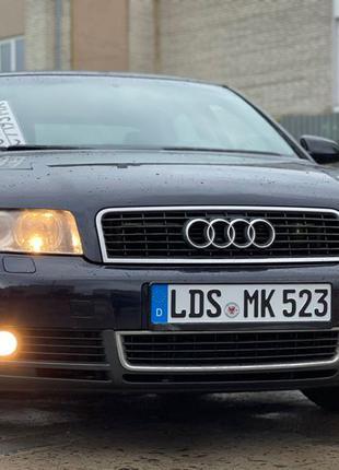 Audi A4 S4 AVTOMAT 1.8 T