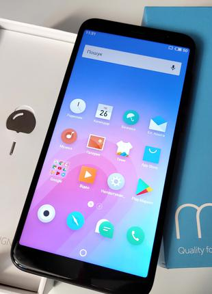 "Meizu M6t смартфон екр 5.7"" MT6750 2/16Gb 3300mAh"