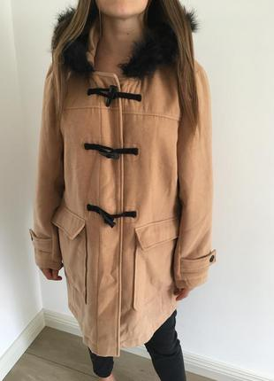 Пальто большой размер